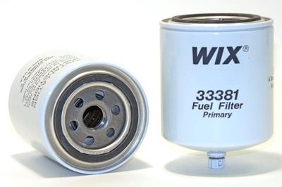 Wix Fuel Filters 33381