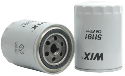 Wix Hydraulic Filters 51191