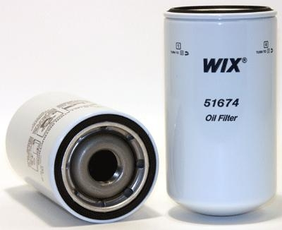 Wix Oil Filters 51674